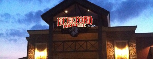 Hereford House is one of Nikolさんの保存済みスポット.