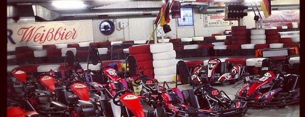 Kart-o-mania is one of Orte, die José gefallen.