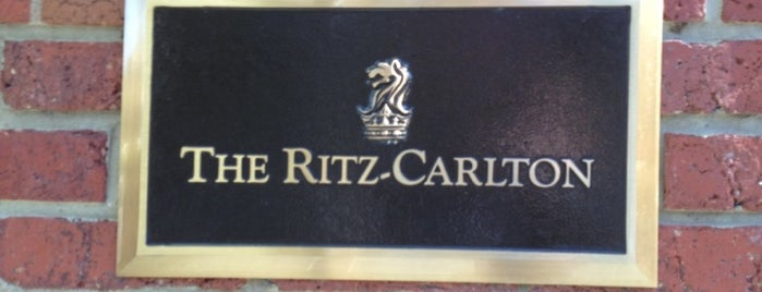 The Ritz-Carlton Georgetown, Washington, D.C. is one of T+L's Definitive Guide to Washington D.C..