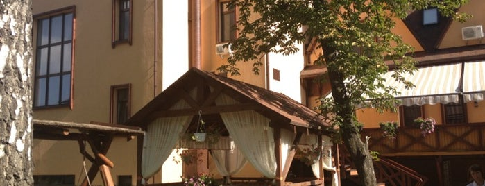 Krakow Restaurant is one of Posti salvati di Anastasia.