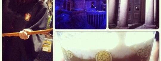 Hogwarts School of Witchcraft and Wizardry is one of Lugares favoritos de Milva.