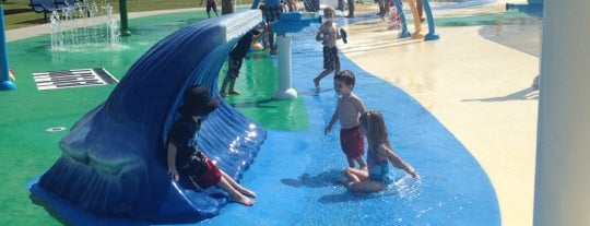 Thomas Splashpark is one of Leggo!.