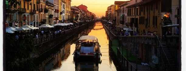 Naviglio Pavese is one of Locais curtidos por Darwich.