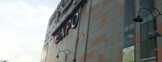 KSL City Mall is one of JB.