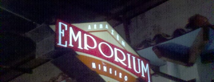 Emporium Armazém Mineiro is one of Restaurantes.