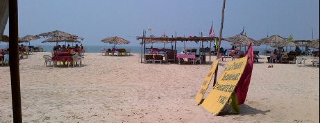Majorda Beach is one of Beaches - South Goa.
