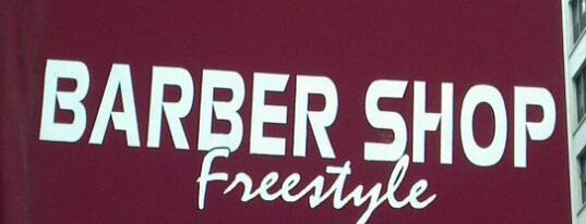 Freestyle Barber Shop is one of Memorable.