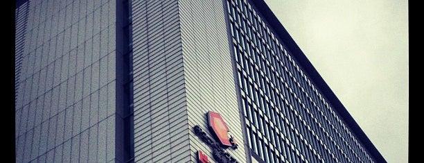 Cubic Plaza Shin-Yokohama is one of Orte, die yasuuri gefallen.