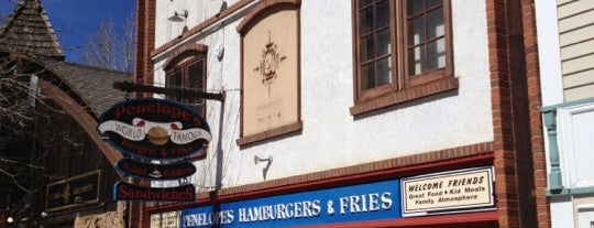 Penelope's Old Time Burgers is one of Alison 님이 좋아한 장소.