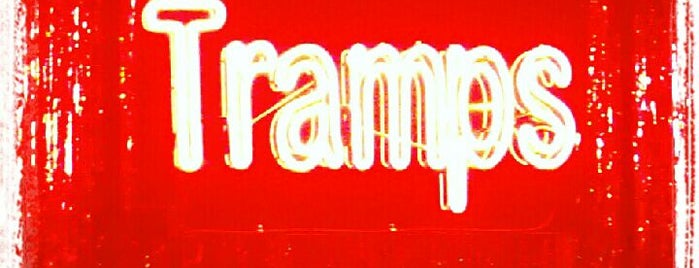 Tramps is one of Hottest Nightclubs.