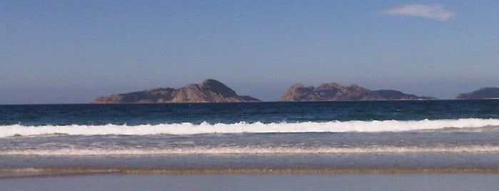 Praia de Prado is one of Playas de España: Galicia.