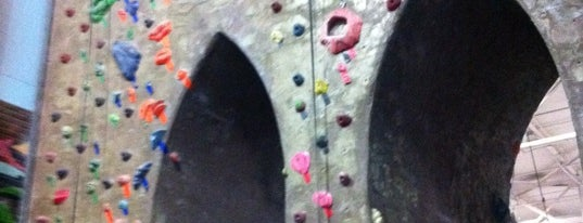 Brooklyn Boulders is one of My So-Called NYC Life.
