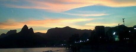 Praia do Arpoador is one of Trip: Rio de Janeiro.