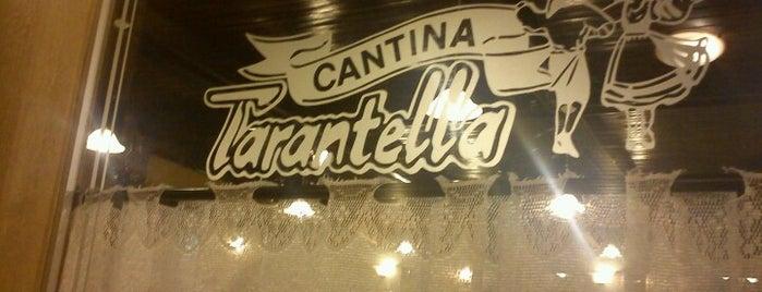 Cantina Tarantella is one of Associados Abrasel Paraná.