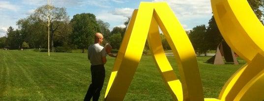 Lynden Sculpture Garden is one of Milwaukee's Best Spots!.