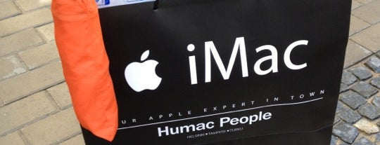 iDeal Apple Store is one of Locais curtidos por Martins.