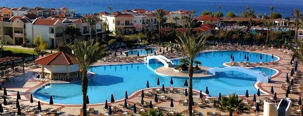 Lindos Princess Beach Hotel is one of HOTELS.