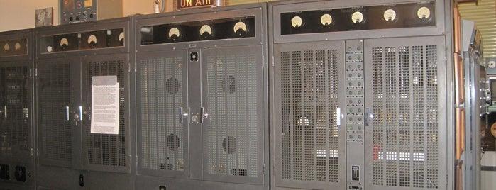 Museum of Radio & Technology is one of Favorites: Charleston-Huntington, WV.