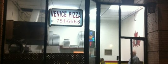 Venice Pizza is one of Wings - Toronto.