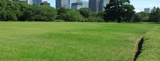 Imperial Palace East Garden is one of Big in Japan.