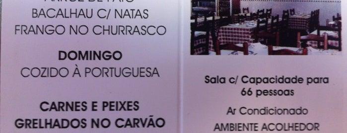 Churrasqueira A Grelha is one of Restaurante2.