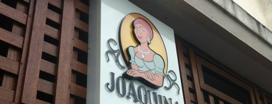 Joaquina Bar & Restaurante is one of Fabio: сохраненные места.