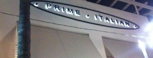 Prime Italian is one of Miami Restaurants.
