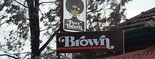 Foxy Brown Cafe is one of Internode WiFi Hotspots in Victoria.