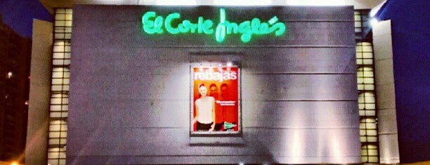 El Corte Inglés is one of Lugares guardados de 新平.