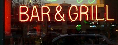 The Quaff Bar & Grill is one of Kansas City.