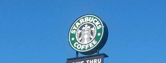Starbucks is one of Quza-Fly Prishtina.