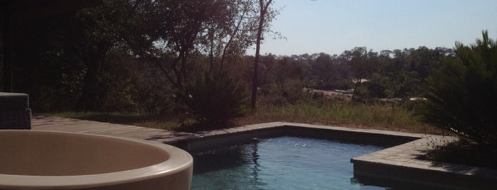 Londolozi Granite Suites is one of WORLDS BEST HOTELS..