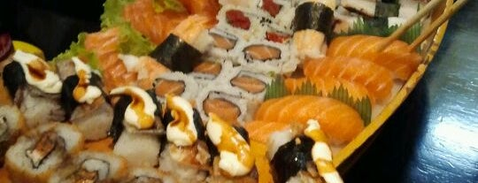 Flying Sushi is one of Bianca 님이 좋아한 장소.