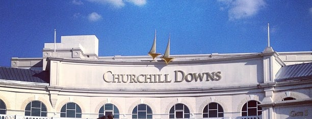 Churchill Downs is one of Top Picks for Sports Stadiums/Fields/Arenas.