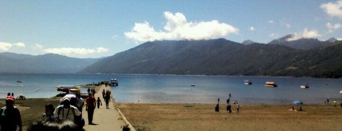 Playa Negra is one of Locais curtidos por Marga.