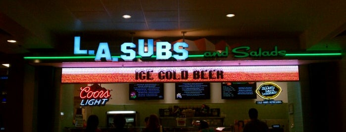 L. A. Subs and Salads is one of Las Vegas.
