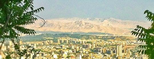 Jamshidieh Park | پارک جمشیدیه is one of Tehran.