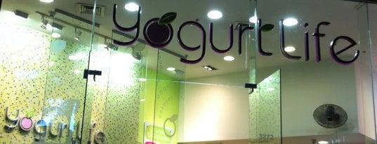 Yogurtlife is one of Rominitap : понравившиеся места.