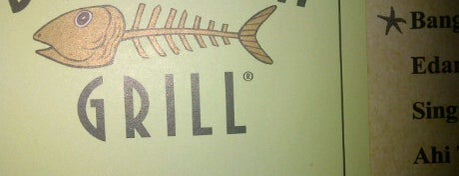 Bonefish Grill is one of St Pete Beaches Feed Your Face Guide.
