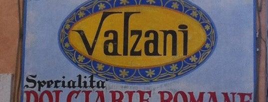 Pasticceria Valzani is one of 101 cose da fare a Roma almeno 1 volta nella vita.