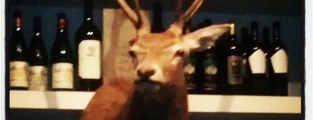 One Eared Stag is one of Restaurants ATL.