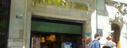 Pans & Company is one of Locais curtidos por Ico.