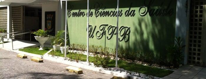 CCS - Centro de Ciências da Saúde is one of Tempat yang Disimpan Ícaro.