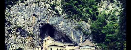 Predjama Castle is one of Bucket List.