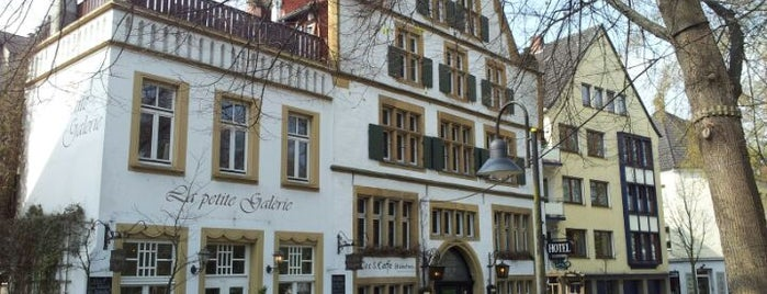 Galerie-Hotel is one of Lugares favoritos de Anja.