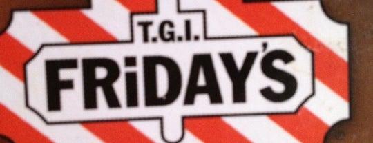 TGI Friday's is one of Gespeicherte Orte von Christian.