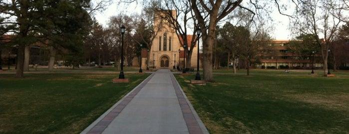 Colorado College is one of Christina 님이 좋아한 장소.