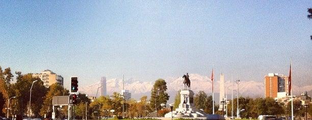 Parada 1 - Plaza Italia (PA393) is one of Por Corregir.