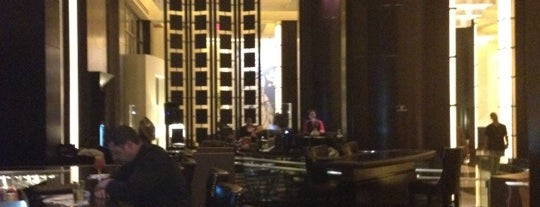 THElounge at THEhotel at  Mandalay Bay is one of Las Vegas.