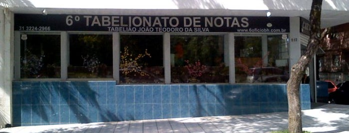Cartório Sexto Ofício de Notas is one of Dade'nin Beğendiği Mekanlar.